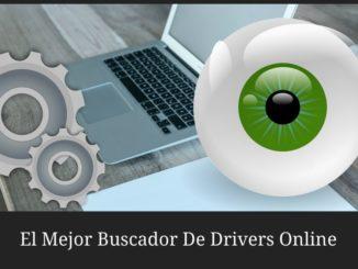 buscador de drivers online