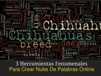 Crear Nube De Palabras Online