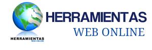 Herramientas Web Online