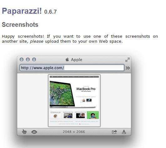 captura de pantalla online gratis