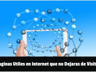 paginas utiles en internet