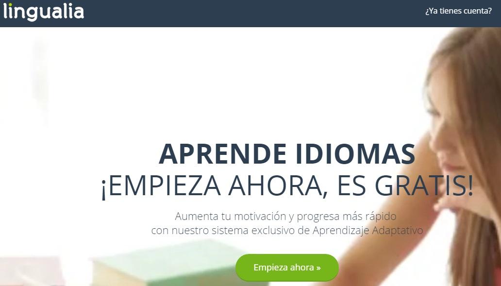 Lingualia ingles gratis online